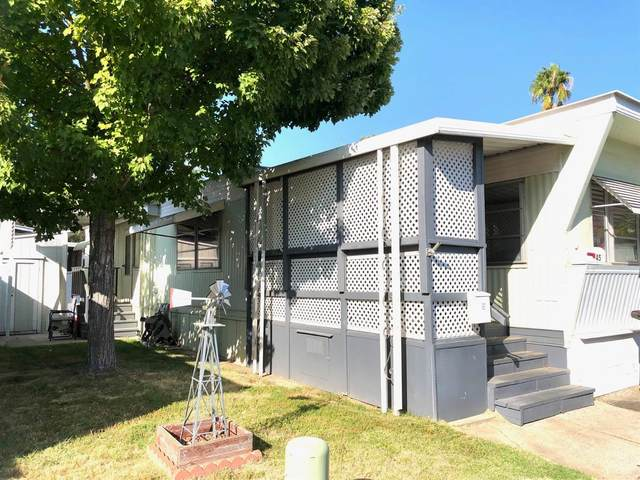 5935 Auburn Blvd. #45, Citrus Heights, CA 95621 (MLS #221119665) :: Heidi Phong Real Estate Team