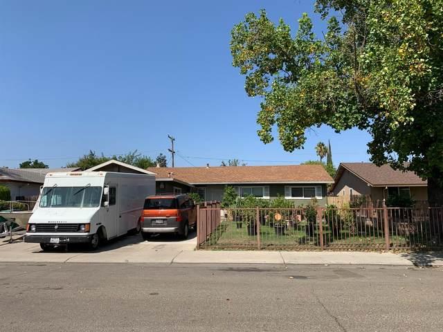 249 E Los Felis Avenue, Stockton, CA 95210 (MLS #221119819) :: Heidi Phong Real Estate Team