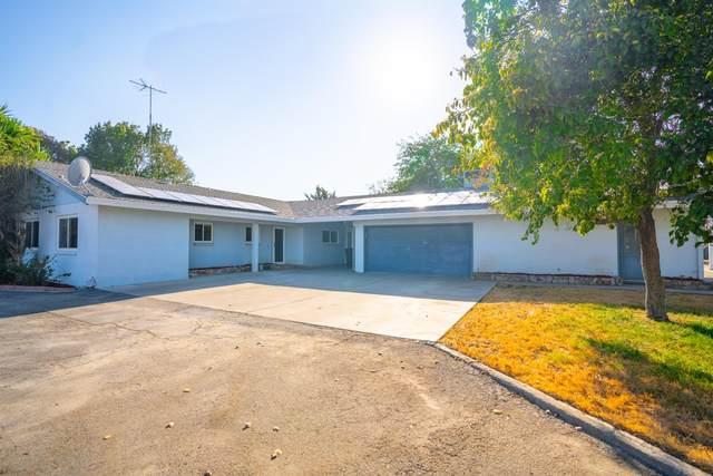 18321 S Canyon Road, Los Banos, CA 93635 (MLS #221119932) :: DC & Associates