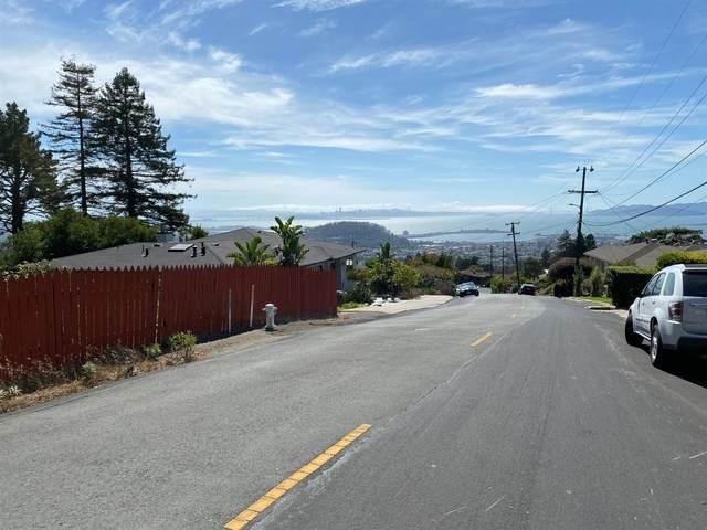 0 Edwin, Kensington, CA 94705 (MLS #221120217) :: Keller Williams - The Rachel Adams Lee Group