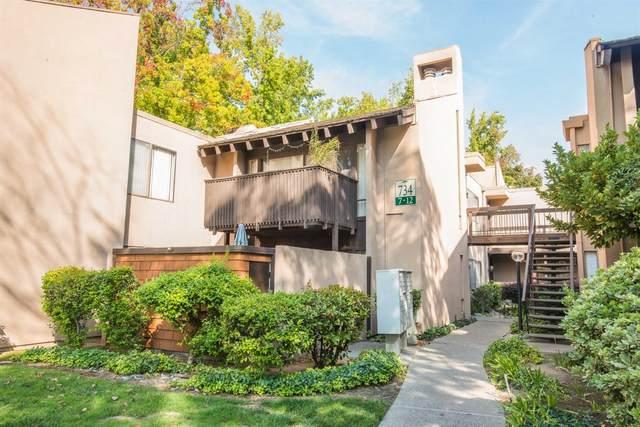 734 E Woodside Lane #8, Sacramento, CA 95825 (MLS #221120218) :: REMAX Executive