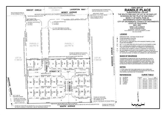 260 South Ave, Sacramento, CA 95838 (MLS #221120294) :: Keller Williams - The Rachel Adams Lee Group