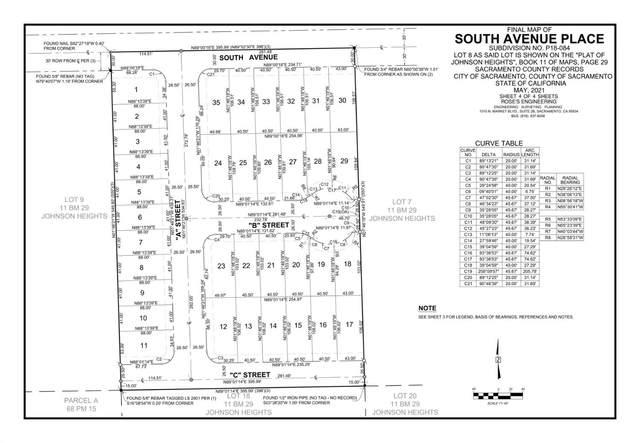 80 South Avenue, Sacramento, CA 95838 (MLS #221120553) :: Keller Williams - The Rachel Adams Lee Group