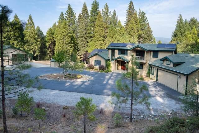4161 Old Carson Road, Pollock Pines, CA 95726 (MLS #221120817) :: Keller Williams Realty