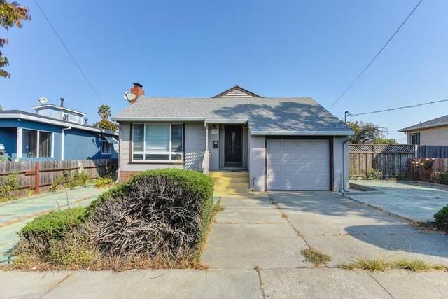 2869 Wendell Avenue, Richmond, CA 94804 (MLS #221121000) :: Keller Williams - The Rachel Adams Lee Group