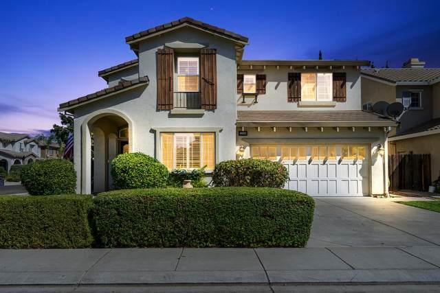 2316 Coconut Palm Way, Modesto, CA 95355 (MLS #221121132) :: The MacDonald Group at PMZ Real Estate