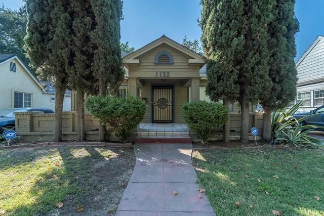 1132 W Harding Way, Stockton, CA 95203 (MLS #221121150) :: Heather Barrios