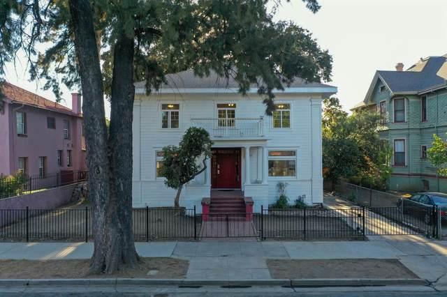 1035 N Commerce Street, Stockton, CA 95202 (MLS #221121248) :: REMAX Executive
