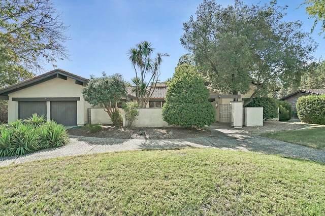 44387 Clubhouse Drive, El Macero, CA 95618 (MLS #221121953) :: The Merlino Home Team