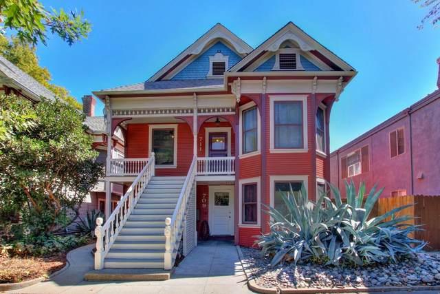 709 19th Street, Sacramento, CA 95811 (MLS #221122104) :: REMAX Executive