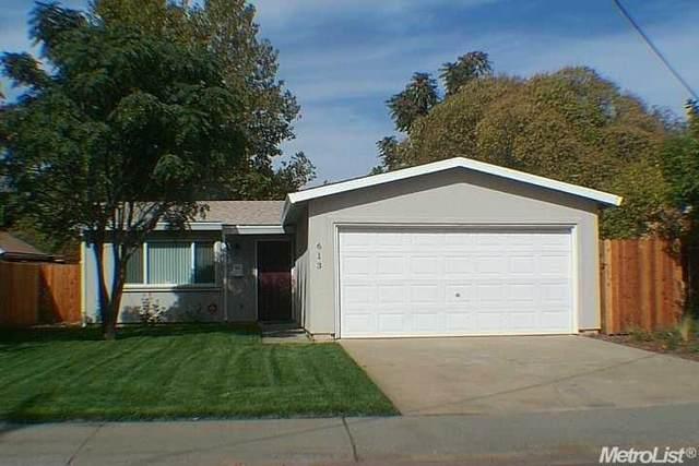 613 Lindsay Avenue, Sacramento, CA 95838 (MLS #221122294) :: Deb Brittan Team