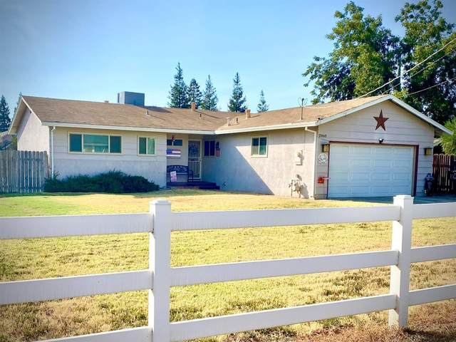 2860 Madrone Street, Sutter, CA 95982 (MLS #221122386) :: The Merlino Home Team