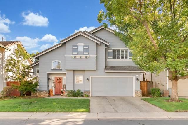 121 Sutcliffe Circle, Folsom, CA 95630 (MLS #221122561) :: The Merlino Home Team