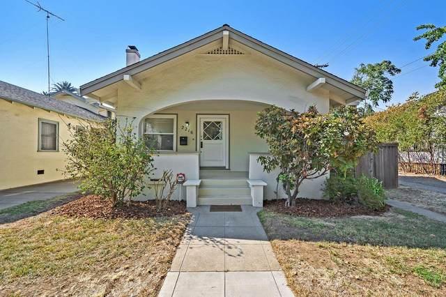 2216 24th Street, Sacramento, CA 95818 (MLS #221122670) :: Heather Barrios