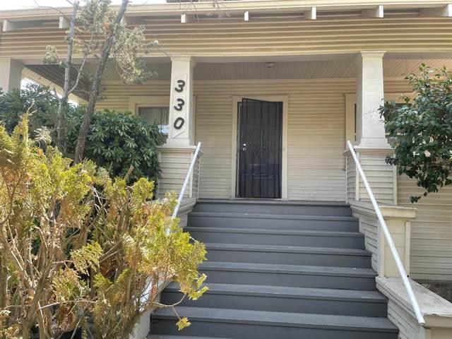 330 E Anderson Street, Stockton, CA 95206 (MLS #221122675) :: The MacDonald Group at PMZ Real Estate