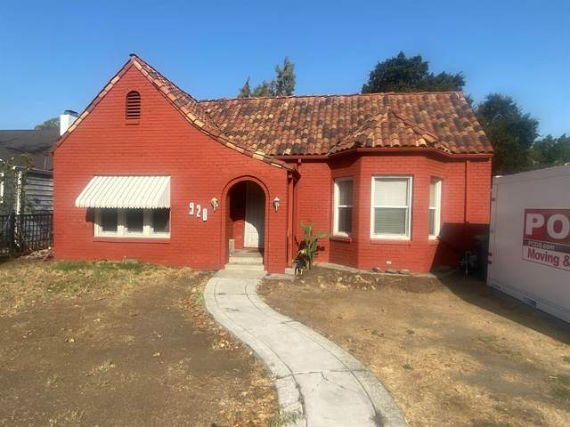 920 N Pershing Avenue, Stockton, CA 95203 (MLS #221122738) :: The MacDonald Group at PMZ Real Estate