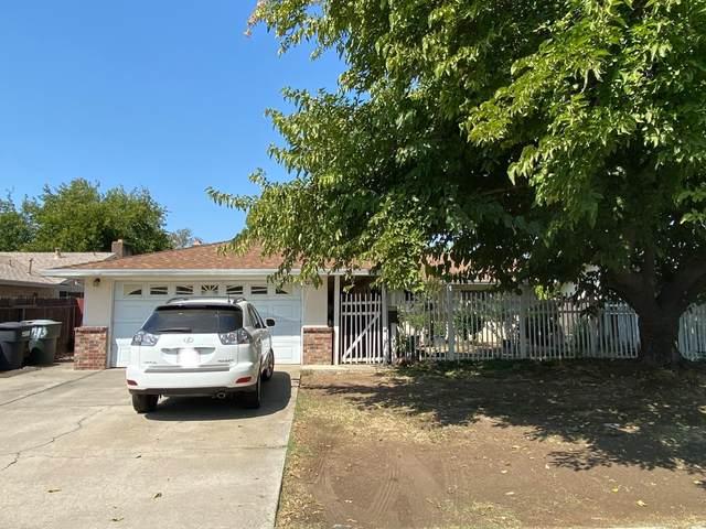 5913 Hillsdale Boulevard, Sacramento, CA 95842 (MLS #221122750) :: The Merlino Home Team