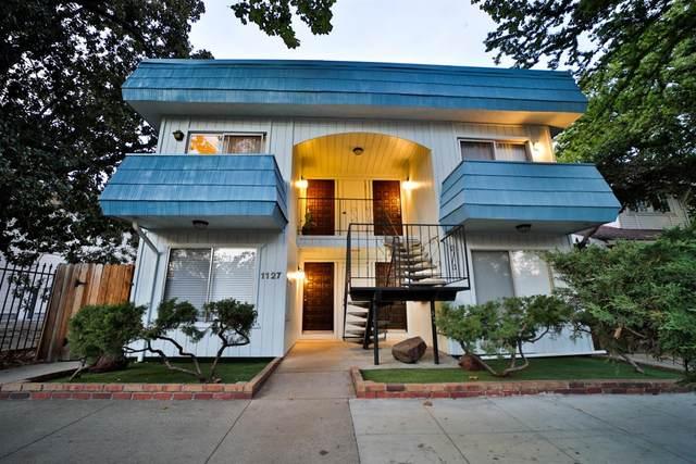 1127 W Street, Sacramento, CA 95818 (MLS #221122802) :: Heather Barrios