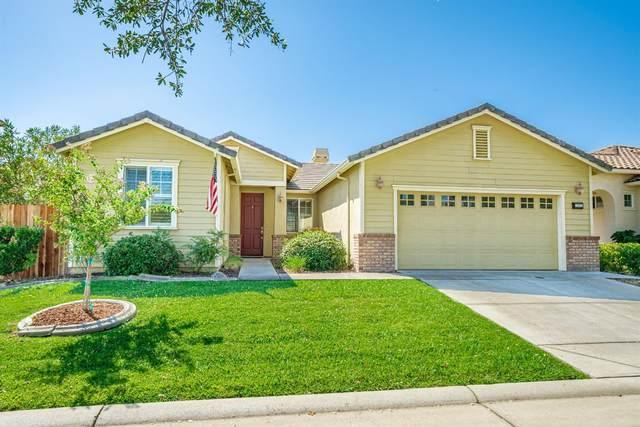 15552 Topspin Way, Rancho Murieta, CA 95683 (MLS #221122827) :: Heather Barrios