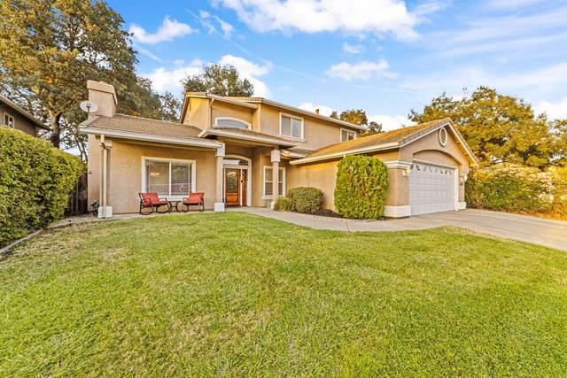 4931 Silver Ranch Way, Carmichael, CA 95608 (MLS #221123076) :: The MacDonald Group at PMZ Real Estate