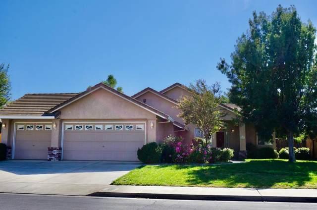 809 Everest Street, Los Banos, CA 93635 (MLS #221123167) :: Keller Williams Realty