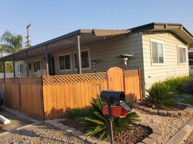 7448 Sylmar Lane #219, Sacramento, CA 95842 (MLS #221123202) :: Heather Barrios