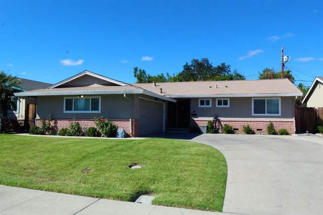 9211 San Pasqual Way, Stockton, CA 95210 (MLS #221123338) :: Heather Barrios
