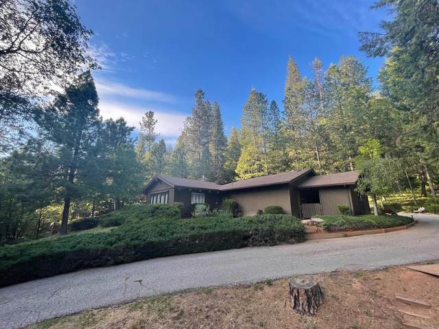 12108 E Bennett Road, Grass Valley, CA 95945 (MLS #221123363) :: 3 Step Realty Group
