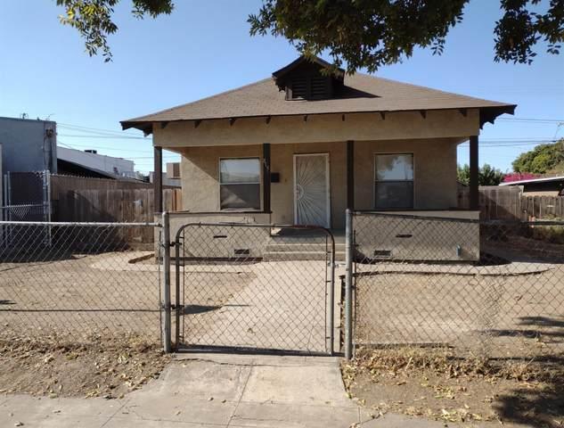 815 4th St., Modesto, CA 95351 (MLS #221123500) :: Heather Barrios