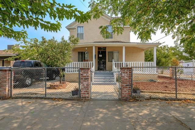 261 S 2nd Avenue, Oakdale, CA 95361 (MLS #221123527) :: Heather Barrios