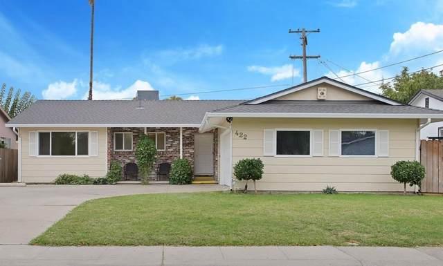 422 Dona Lugo Way, Stockton, CA 95210 (MLS #221123590) :: Heather Barrios