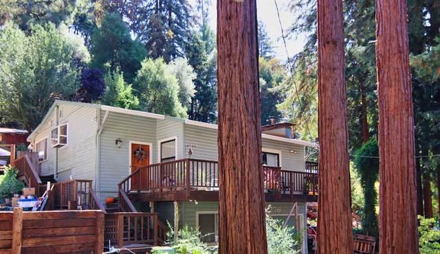 276 Ridge Drive, Boulder Creek, CA 95006 (MLS #221124506) :: 3 Step Realty Group