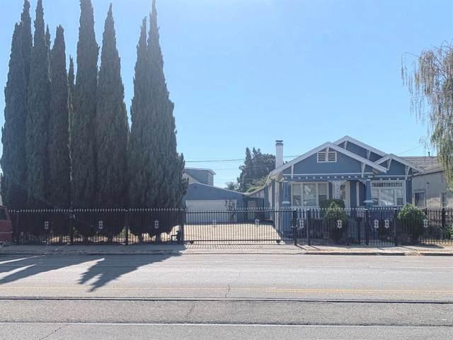 1218 105th Avenue, Oakland, CA 94603 (MLS #221124809) :: DC & Associates