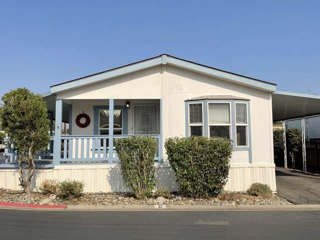 250 E Las Palmas Ave. #6, Patterson, CA 95363 (MLS #221127002) :: DC & Associates