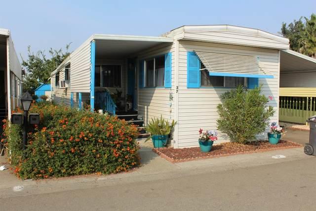 150 Pestana Avenue #37, Manteca, CA 95336 (MLS #221127137) :: Keller Williams Realty