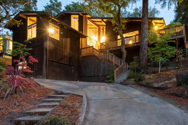 735 Whispering Pines Drive, Scotts Valley, CA 95066 (MLS #221127676) :: 3 Step Realty Group