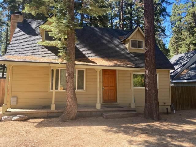 1258 Dedi Avenue, South Lake Tahoe, CA 96150 (MLS #221127763) :: REMAX Executive