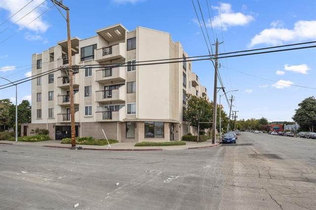 398 Parrott Street #102, San Leandro, CA 94577 (MLS #221129228) :: DC & Associates