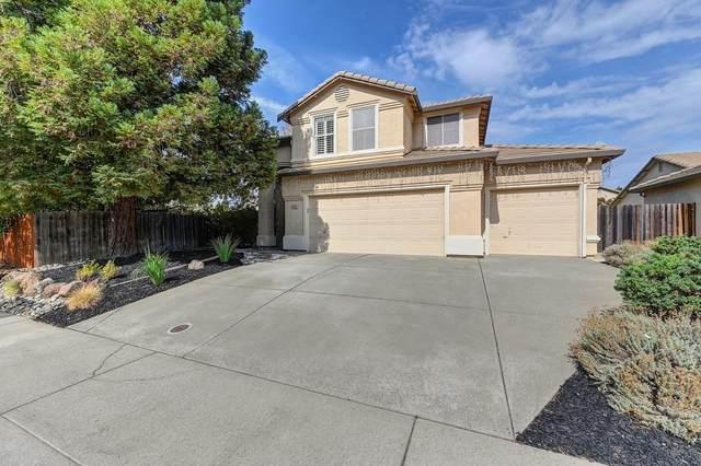 1432 Lockhart Way, Roseville, CA 95747 (MLS #221129611) :: DC & Associates