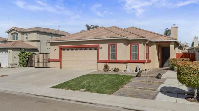 1645 Wild Ginger Way, Manteca, CA 95337 (MLS #221130145) :: DC & Associates