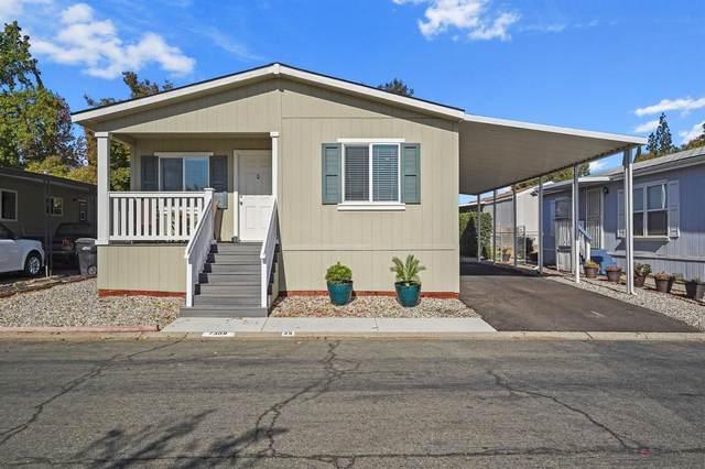 7309 Topanga Lane #35, Sacramento, CA 95842 (MLS #221130247) :: DC & Associates