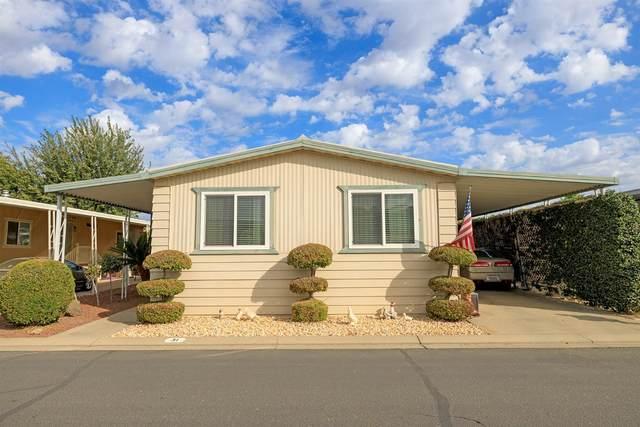 1200-1120 S Carpenter Road #31, Modesto, CA 95351 (MLS #221130252) :: DC & Associates