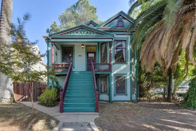 1823 20th Street, Sacramento, CA 95811 (MLS #221130381) :: Keller Williams - The Rachel Adams Lee Group