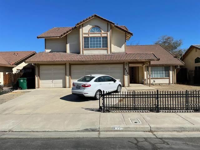 522 Elmwood Drive, Los Banos, CA 93635 (MLS #221130634) :: Keller Williams Realty