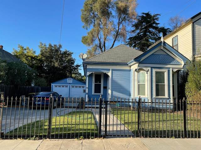 339 W Poplar Street, Stockton, CA 95203 (MLS #221130755) :: DC & Associates
