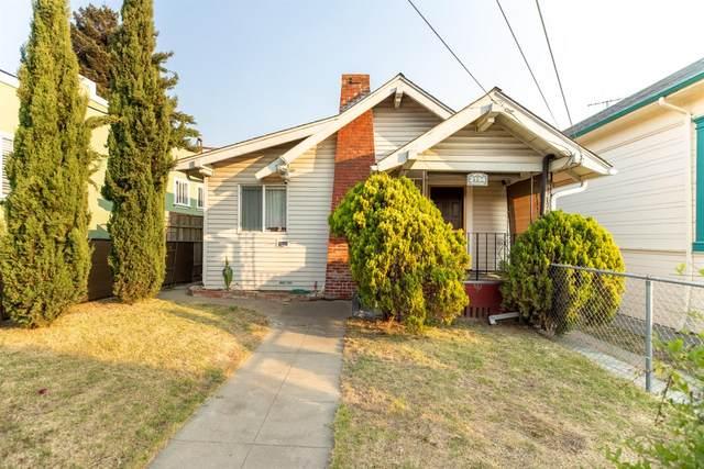 2194 Rosedale Avenue, Oakland, CA 94601 (MLS #221130923) :: 3 Step Realty Group