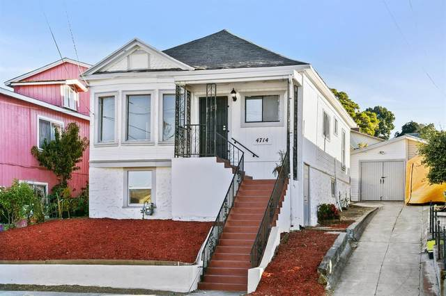 4714 Congress Avenue, Oakland, CA 94601 (MLS #221131524) :: 3 Step Realty Group