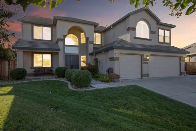 9692 Pasture Rose Court, Elk Grove, CA 95624 (MLS #221131836) :: Keller Williams Realty