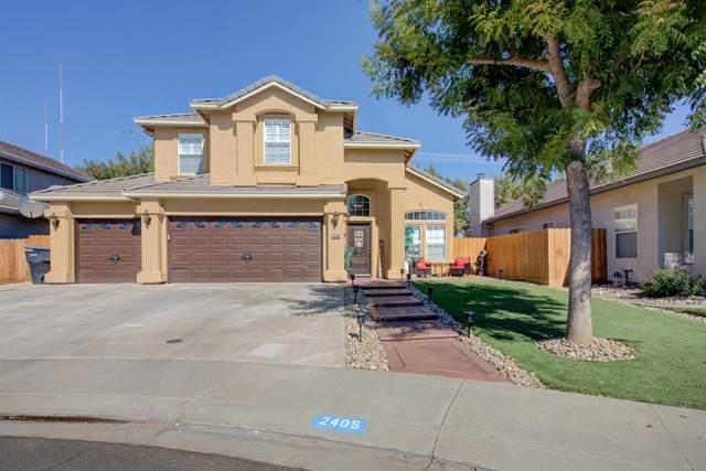 2405 Ives Street, Modesto, CA 95355 (MLS #221131944) :: Keller Williams Realty