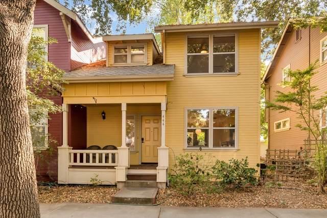 444 T Street, Sacramento, CA 95811 (MLS #221132033) :: Live Play Real Estate   Sacramento